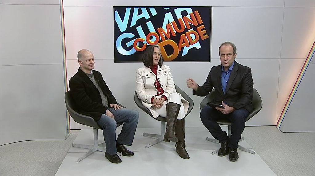 entrevista tania e samir tv vanguarda